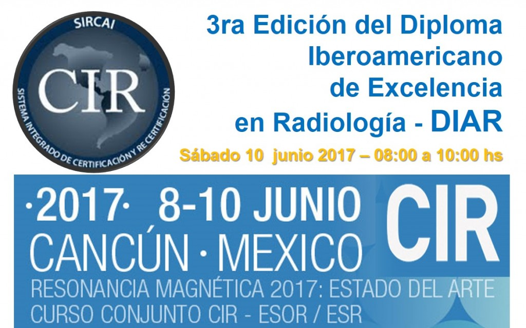 DIAR 2017 cancun